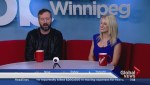 Tom Green joins Global News Morning on stand-up comedy tour
