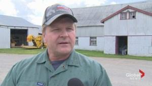 Canadian pork farmer talks Russian sanctions