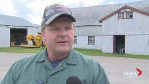 Canadian pork farmer talks Russian sanctions