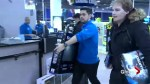 Canadian Black Friday shoppers flood shopping centres