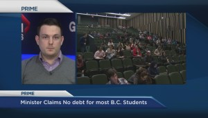 Canadian Federation of Students responds to ministers claims about debt