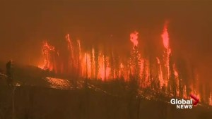 Southern Albertans experience Fort McMurray wildfires first hand