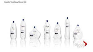 Dove 'Real Beauty Bottle' campaign causes uproar on social media