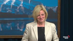 Will Rachel Notley be endorsing Thomas Mulcair for PM?