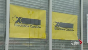 Denied a job with Elections Canada