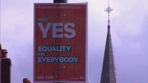Ireland becomes first nation to hold referendum on same-sex marriage