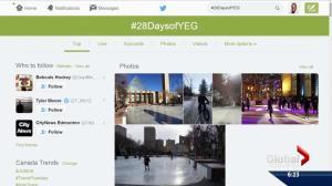 Enjoy February with #28DaysOfYEG