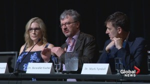 Medical experts from across Canada gather in Halifax to discuss overdose crisis