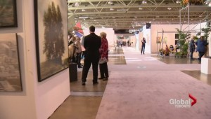 Collectors and dealers descend upon Art Toronto
