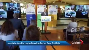 Hospitals join forces to better care for kids