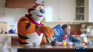 Experts concerned about unhealthy food marketing geared towards children
