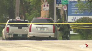 Winnipeg bomb squad investigates suspicious SUV