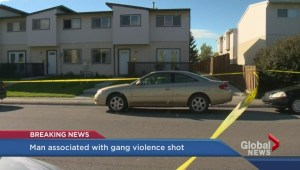 Known gang associate shot in Forest Heights