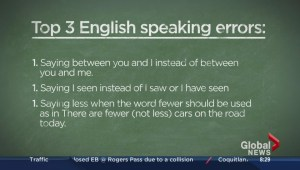 National Grammar Day: What are the most common errors?