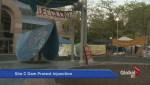 BC Hydro files injunction to remove Site C protestors