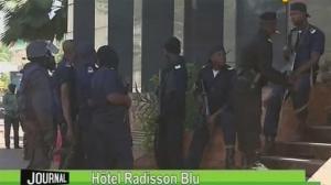 Violent siege leaves at least 3 dead at Radisson hotel in Mali, over 100 hostages taken