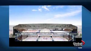 Rexall Place could be turned into a two-level ice facility