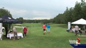 Kevin Karius Easter Seals Celebrity Golf Classic