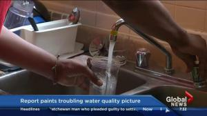 Report paints troubling picture of water quality in Saskatchewan