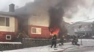 Deadly house fire in East Vancouver