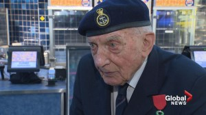 Full Interview: 97-year-old Dunkirk vet's emotional interview after watching movie