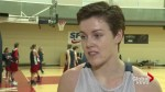 Meet SFU's all time leading scorer Erin Chambers