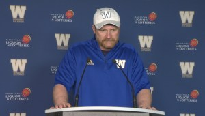 RAW: Blue Bombers Mike O'Shea Media Briefing – May 31