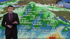 Saskatoon weather outlook – September 21