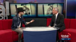 One-on-one interview with country musician Brett Kissel