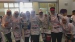 Langley woman runs in Iran's first co-ed marathon