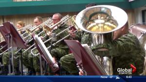 "Royal Canadian Artillery Band ""A Christmas Celebration"""