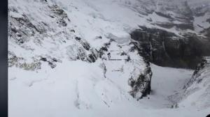 Skier killed in avalanche near Lake Louise