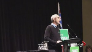 Green Party candidate on Vancouver Island apologizes for MLK faux-pas