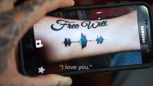 Pokemon Go, Snapchat now tattoos? Soon you'll be able to get a tattoo that plays audio