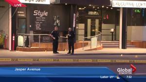 3 men injured during downtown shooting