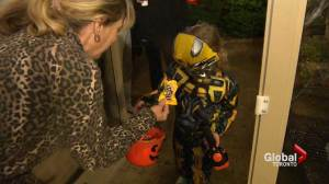Tips to set limits on Halloween candy consumption