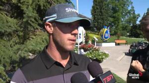 Thumb injury forces Graham DeLaet to withdraw from RBC Canadian Open