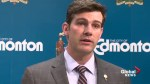 Mayor Don Iveson proud of Edmontonians as Fort McMurray evacuees arrive