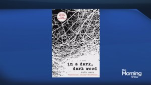 Author Ruth Ware talks about her thriller 'In a Dark, Dark Wood'