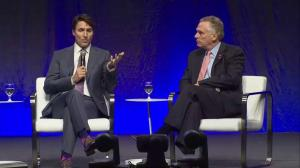 PM Trudeau's advice to U.S. Governors on trade with Canada