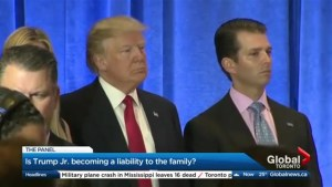 Is Donald Trump Jr. becoming a liability?