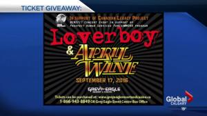 April Wine and Loverboy headline concert to support Canadian Legacy Project