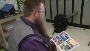 Saskatchewan teacher transforms into newest superhero on the Prairies