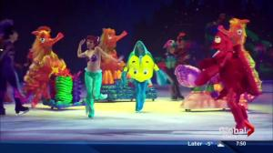 "Disney on Ice ""World of Enchantment"" skates into Edmonton"