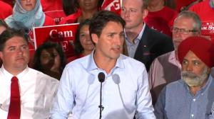Justin Trudeau: With friends like Stephen Harper, the Alberta economy doesn't need enemies