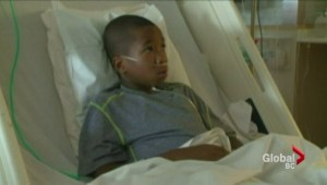 Enterovirus patients show signs of paralysis