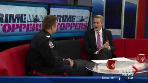 Crime Stoppers: Property crime on the rise in Edmonton