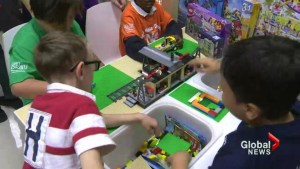 Locals help create 'Sensory Rooms'