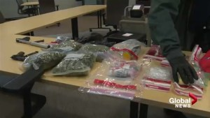 Saint John police bust drug trafficking trio