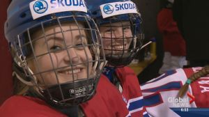 Hayley Wickenheiser's Wickfest kicks-off in Calgary